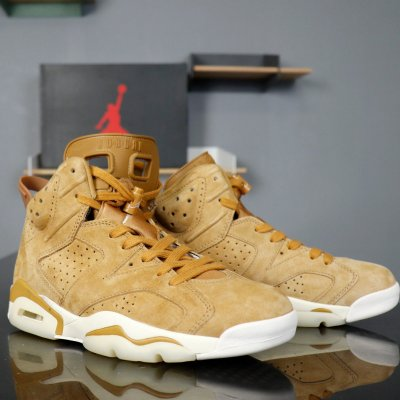 "Nike Air Jordan 6 Retro ""GOLDEN HARVEST"" - ENCOMENDA"