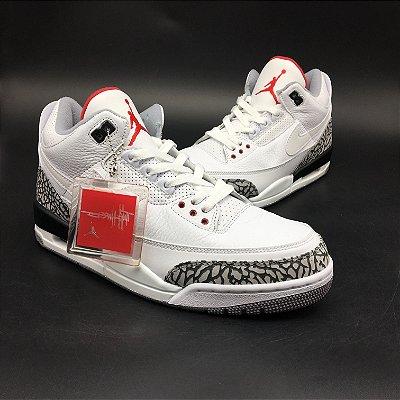 Nike Air Jordan 3 'Katrina' - ENCOMENDA