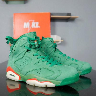 Nike Air Jordan 6 Retro NGR GATORADE' - ENCOMENDA