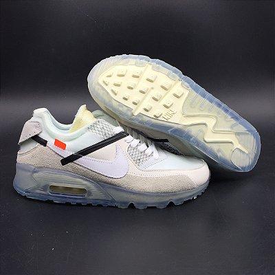 OFF-WHITE x Nike Air Max 90 Ice 10X - ENCOMENDA