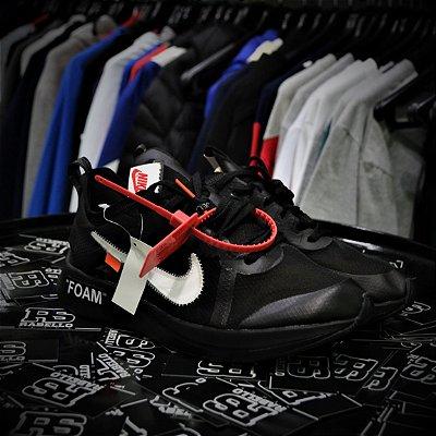 OFF-WHITE x Nike Zoom Fly SP Black PK - ENCOMENDA