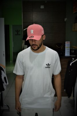 Camiseta Adidas Originals - Branca