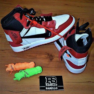 Nike Air Jordan 1 x Off-White - Pronta Entrega