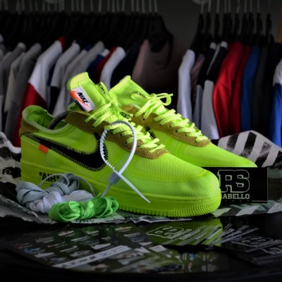 "Nike Air Force 1 x Off-White ""GHOSTING 3.0 - ENCOMENDA"