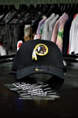 Boné New Era RedSkins Preto