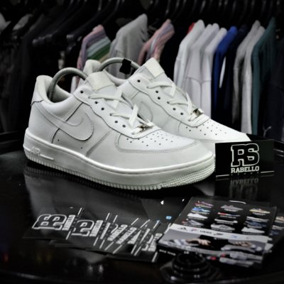 Nike Air Force 1 '07 Branco - Pronta Entrega