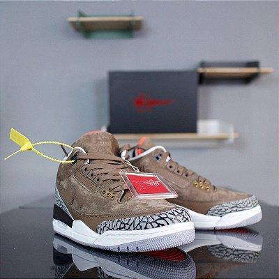 Nike Air Jordan 3 JTH NRG Beige - ENCOMENDA