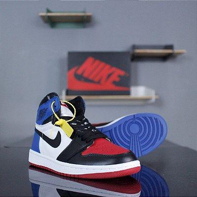 Nike Air Jordan 1 Retro OG 'TOP 3' - ENCOMENDA
