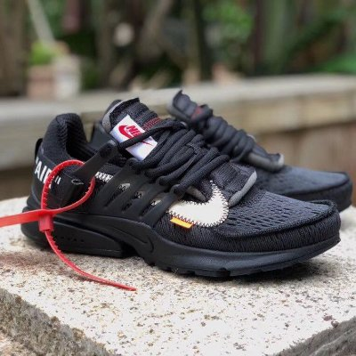 "Nike Air Presto x OFF-WHITE ""Black"" PK - ENCOMENDA"