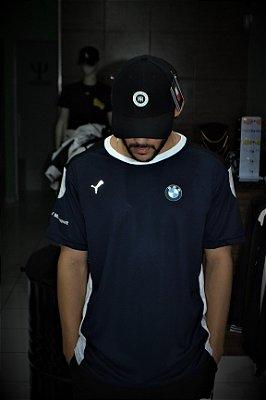 Camiseta Puma BMW - Azul