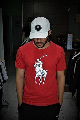 Camiseta Polo Ralph Lauren - Vermelha