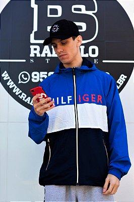 Jaqueta Tommy Hilfiger Refletor - Azul