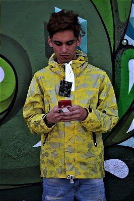 Blusa Bape Camo Yellow 'Refletive' Pronta Entrega