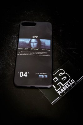 Off- White Case Capa Iphone 7/8 PLUS - Pronta Entrega