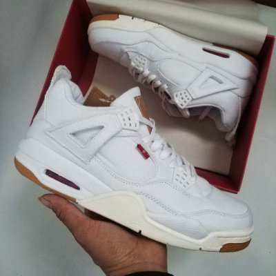 Nike Air Jordan 4 Retro Levi's PK - ENCOMENDA