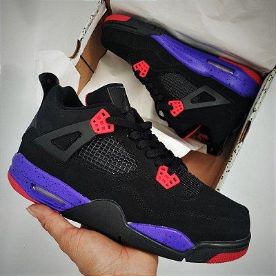 Nike Air Jordan 4 Retro 'Raptors' - ENCOMENDA