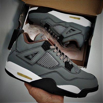 Nike Air Jordan 4 Retro 'Cool Grey' - ENCOMENDA
