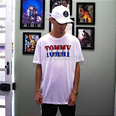 Camiseta Tommy Hilfiger - Branco