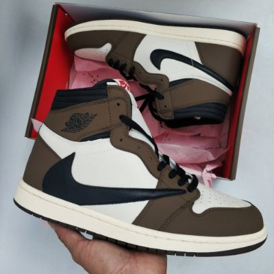 Nike Air Jordan 1 High OG TS SP Travis Scott - ENCOMENDA