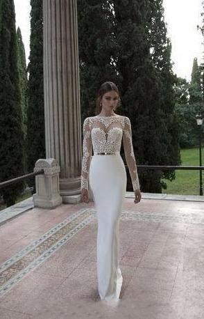 Vestido de noiva Elegance Sexy