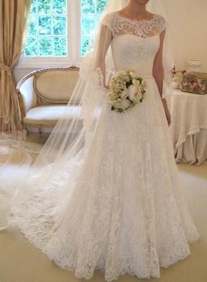 Vestido de noiva Full Lace