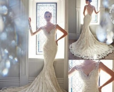 Vestido de noiva Fabulous Sereia