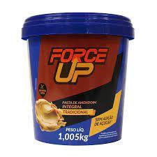 Pasta de Amendoim ForceUp (1kg)
