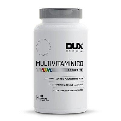Multivitamínico Esportivo (90 cáps.) - DUX Nutrition
