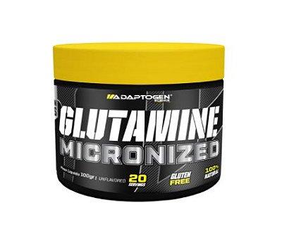 Glutamina Platinum Series (100g) - Adaptogen