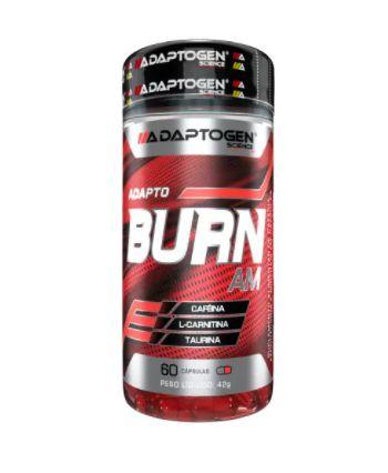 Burn AM Termogênico Diurno (60 Cáps) - Adaptogen