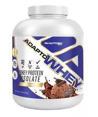 Adapto Whey Swiss chocolate (2,268kg) - Adaptogen