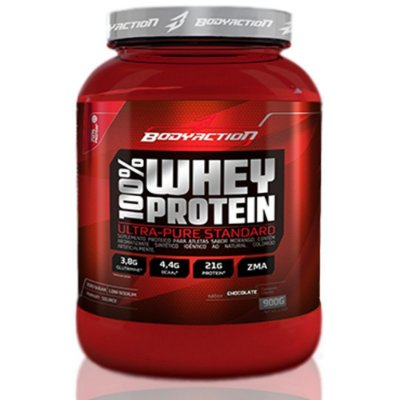 100% Whey Protein (900g) BodyAction