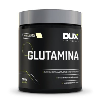 Glutamina (300g) - DUX Nutrition
