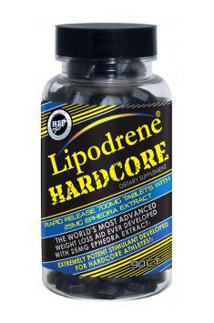 Lipodrene Hardcore IMPORTADO (90 Tabs) - Hitech