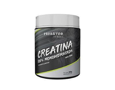 Creatina 100% Monohidratada Predator Series (300g) - Nutrata