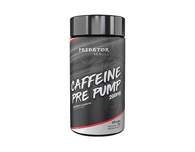 Caffeine Pre Pump Predator Series (120 cáps.) - Nutrata