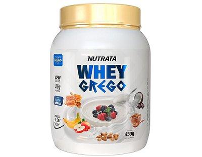 Whey Grego (450g) - Nutrata