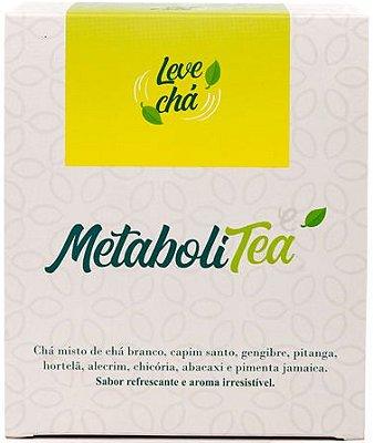 Chá Metabolitea - (60 sachês) - Leve Chá