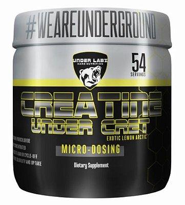 Creatine Under-Cret (60g) Exotic Lemon - Under Labz