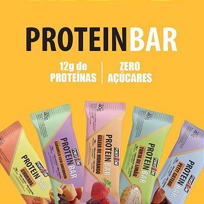 Barra de proteína - Protein Bar (40g - 1 unidade) - Power One