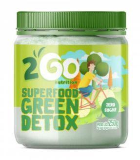 Green Detox (250g) - 2GO