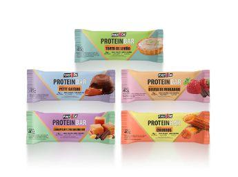 BARRA DE PROTEÍNA - Protein Bar CAIXA 12 Unidades (40g) - Power One