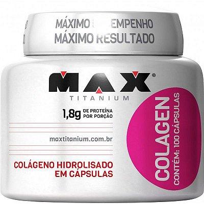 Colagen (100 Caps) Max Titanium