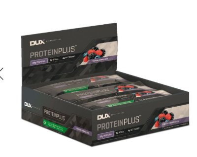 Barra de proteína Protein Plus (caixa C/ 9 Unidades) Dux Nutrition