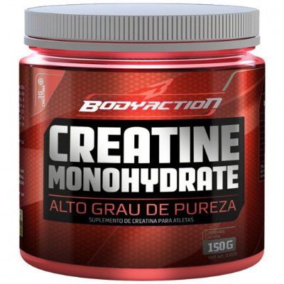 Creatina Monohydrate (150g) BodyAction