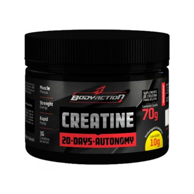 Creatina 20-Days-Autonomy (70g) BodyAction