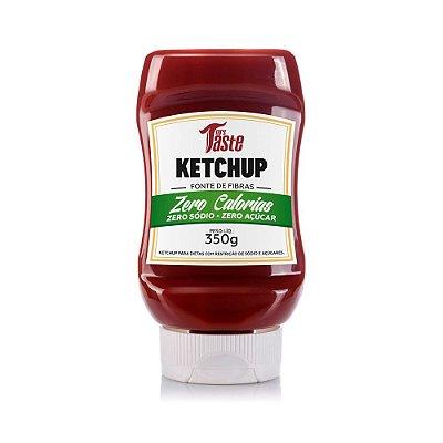 Molho Ketchup ZERO (350g) Mrs Taste