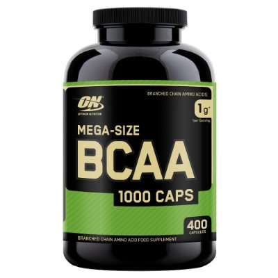 BCAA 1000 (400 Caps) Optimum Nutrition