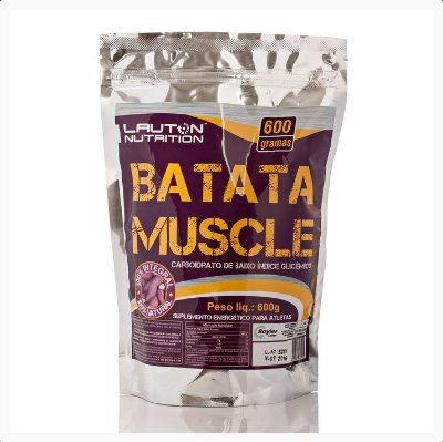 Batata Muscle Refil (600g) Lauton