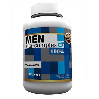 Men Vita Complex (120 Caps) Nutrata